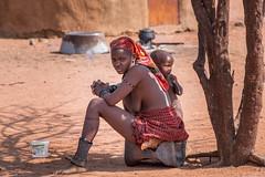 Femme Imba ( Philippe L PhotoGraphy ) Tags: afrique namibie kuneneregion na afric namibia désert etosha fauve dunesoiseaux rapace philippelphotography