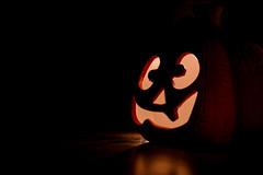 Jack 289/365 (Watermarq Design) Tags: jackolantern halloween pumpkin negativespace 365project