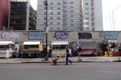 onik skez panic zombra (Luna Park) Tags: cdmx mexicocity df mexico zombra 246 zo lunapark graffiti onik skez panic food truck megatorta panicsb