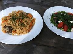 Lunch at База отдыха «Лесная поляна» (Fuyuhiko) Tags: lunch база отдыха «лесная поляна» vladivostok ウラジオストック владивосток приморский край primorsky krai 沿海州 ロシア russia federation
