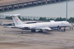 RADA AIRLINES Il-62 EW-450TR 001 (A.S. Kevin N.V.M.M. Chung) Tags: aviation aircraft aeroplane airport airlines apron plane spotting ilyushin il62 cargo