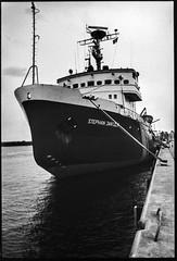Stephan Jantzen (Altgott) Tags: fomapan 100 minolta 28mm xd7 xd11 rokkor rostock germany marine sea analog film