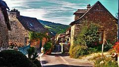 Mandailles (doumé piazzolli) Tags: asus500kl asusz00ed aveyron village suddelafrance patrimoine authentique couleurs balade languedoc mandailles