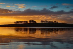 Autumn sunrise. (Darren Speak) Tags: reflections autumn sunrise