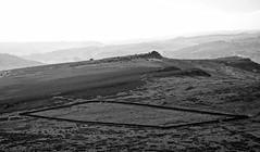 Over owler, from Higger Tor (Dun.can) Tags: peakdistrict landscape autumn derbyshire yorkshire overowler higgertor blackwhite darkpeak