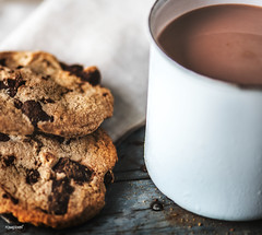 Hot chocolate with chocolate chip cookies (rawpixel.com) Tags: baked beverage biscuit brown cacao chip chocolate chocolatechip chocolatechipcookies chocolatechips chocolatechipscookies christmas closeup coco cocoa cold cookie cookies cozy cream cup delicious dessert drink flavor food foodphotography holiday homemade hot hotchocolate macro mug name relaxation season snack snacks sweet tasty traditional wallpaper warm winter yummy