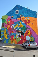 Lisboa - street art (jaime.silva) Tags: lisboa lisbon lisbonne lissabon lisszabon lisabona lisbona lisabon lissaboni lisabonos lissabonin lisabonas lizbon lizbona lizbonska portugal portugalia portugalsko portugália portugalija portugali portugale portugalsk portogallo portugalska portúgal portugāle painting paint spraypaint spraypainting muralpainting spray mural publicart art arte arts arteurbana urban urbanart streetartist streetart isasilva