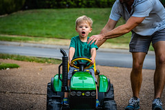 Moses Tractor Pull-6 (mmulliniks) Tags: sony a73 a7iii alpha 24105mm zoom sigma metabones portrait kids tractor faces sky bokeh bug insect macro lifestyle father son daddy nephew family