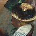 DEGAS Edgar,1880-81 - Le Foyer de la Danse (Philadelphie) - Detail 16