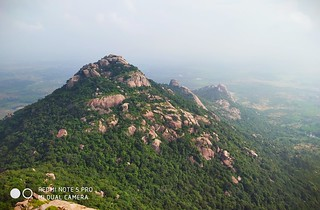 Trikut mountain range