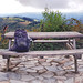 Taking a rest on the Camino Primitivo