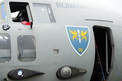 C-27J Spartan Romanian Air Force (SPRedSteve) Tags: