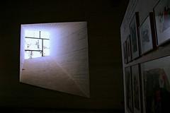Moneo's window (daniel.virella) Tags: fundaciópilarijoanmiró miró joanmiró moneo rafaelmoneo palma mallorca palmademallorca window light alabaster illesbalears balears picmonkey
