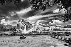 Sleeping Buddha (Padmanabhan Rangarajan) Tags: thailand ayutthaya krabi beach buddha poda andamansea paddling