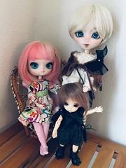 My Seattle Crew (JustLikeWasabi) Tags: treo dara daito junplanning fairyland pkf pukifeeshiwoo isulglen dalloa dolls