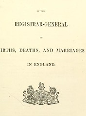 This image is taken from Annual report of the Registrar-General of births, deaths and marriages in England, v.14/15 (Medical Heritage Library, Inc.) Tags: mortality vital statistics genealogy columbialongmhl medicalheritagelibrary columbiauniversitylibraries americana date1837 idannualreportofre1415grea