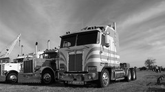 The American influence (Duck 1966) Tags: cabover kenworth linesidevintageworkingweekend