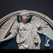 Andrea della Robbia, Saint Michael the Archangel, ca 1475, Glazed terracotta 10/2/18 #metmuseum #artmuseum