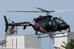 N139PD (Hector A Rivera Valentin) Tags: tjig sig puertorico puerto rico police avgeek helicopter bell 407 bell407
