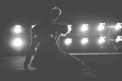 Thinking Out Loud (Iago López Losada) Tags: dance weedings woman winter weddings wb efects españa riasbaixas retrato themagicoffocus texture byn style love live lights libertad luz luces autumm amor artistic archivo