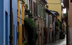 Borgo San Giovanni vicolo (berightbackblog) Tags: rimini romagna emiliaromagna italia italy mare streetart