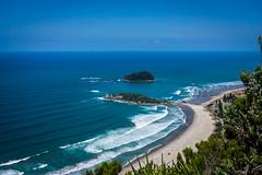 Tauranga - Mt. Maunganui (Ry W) Tags: 2017 aotearoa backpacking beach landscape mtma mtmaunganui nex7 newzealand northisland ocean sea sonyalphanex7 tauranga travel