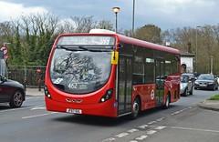 Sullivan Buses JF67 SUL (tubemad) Tags: sullivan buses wright streetlite df sl91 jf67sul 462 cobham spring rally