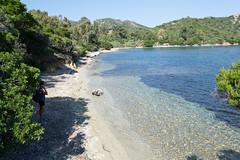 _DSC1594 (Romainounet) Tags: corse nature vert plage bleu ciel sable été septembre 2018 mer bateau