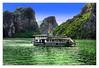 Quảng Ninh VN - Hạ Long Bay 22 (Daniel Mennerich) Tags: hạlongbay limestone karsts vietnam