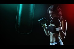 Edgar Gonzalez Santa Ana (edgargonzalezsantaana) Tags: edgar gonzalez santa ana boxing exercise sport