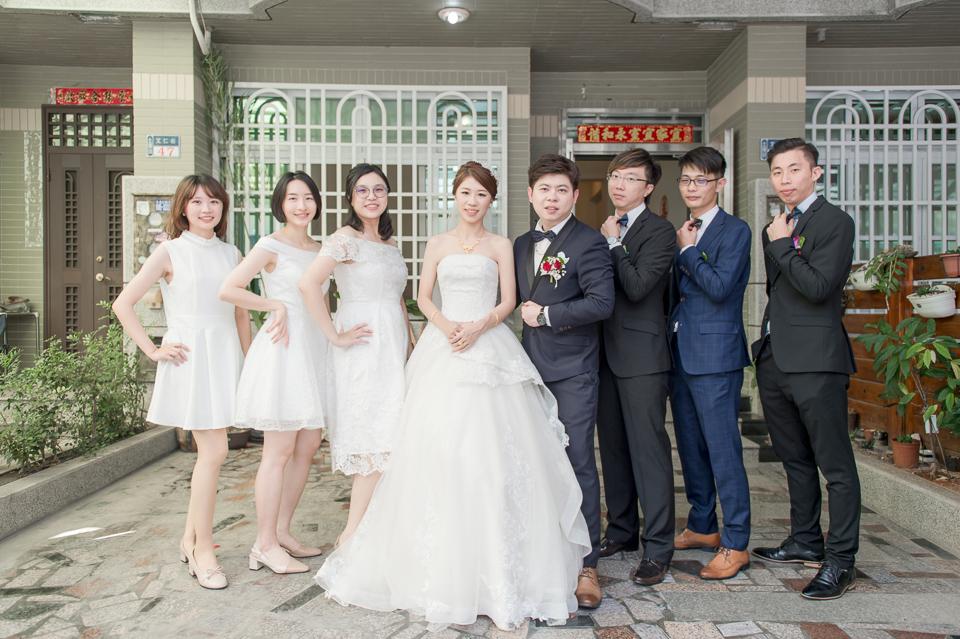 婚攝 雲林劍湖山王子大飯店 員外與夫人的幸福婚禮 W & H 079