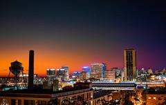 Church Hill (zachclarke) Tags: richmond richmondva va virginia centralvirginia rva downtown capital city skyline sunset dusk bluehour night november 2018 nikon nikond5600 d5600 zachclarke2 zachclarke