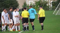 UA JVB REFs (HMR THYME) Tags: upperarlington soccer high school jvb gh5 upper arlington sports 2018 action video ohio highschool