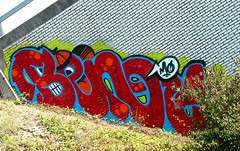 graffiti in Amsterdam (wojofoto) Tags: benoi benoit sloterdijk graffiti amsterdam streetart nederland netherland holland wojofoto wolfgangjosten