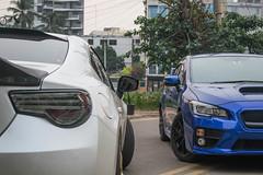 Boxer 4s (Official Kazi Farhan Photography) Tags: subaru impreza wrx sti 2014 technica internation rallyheritage quadexhaust mt manual toyota gt86 supercharged hks