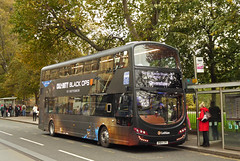 New Advert.... (SRB Photography Edinburgh) Tags: lothian buses bus edinburgh scotland transport travel road callofduty blackops ps4 video games advert
