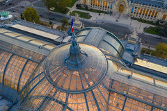 Over the Grand Palais DJI Mavic Pro 2 (www.mikereidphotography.com) Tags: paris museum landscape dji mavicpro2 urban building palais grand