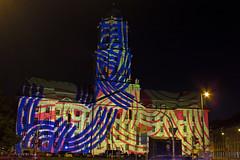 Berlin Festival of Lights 2018 Altes Stadthaus (rieblinga) Tags: berlin leuchtet festival of lights 2018 lichterfest 10102018 altes stadthaus mitte nachtaufnahme