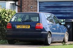 L265 SHK (Nivek.Old.Gold) Tags: 1994 volkswagen golf cl 5door 1391cc