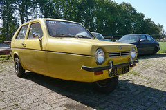 Reliant Robin 850 1977 (1190138) (Le Photiste) Tags: clay reliantmotorcompanytamworthstaffordshireuk reliantrobin850 cr 1977 reliantrobin850mark1 simplyyellow oddvehicle oddtransport rarevehicle threewheeler britishcar wijnjewoudefryslânthenetherlands fryslânthenetherlands thenetherlands panasonicdmcfx30 panasonic afeastformyeyes aphotographersview autofocus artisticimpressions alltypesoftransport anticando blinkagain beautifulcapture bestpeople'schoice bloodsweatandgear gearheads creativeimpuls cazadoresdeimágenes carscarscars digifotopro damncoolphotographers digitalcreations django'smaster friendsforever finegold fandevoitures fairplay greatphotographers groupecharlie peacetookovermyheart clapclap hairygitselite ineffable infinitexposure iqimagequality interesting inmyeyes lovelyflickr livingwithmultiplesclerosisms myfriendspictures mastersofcreativephotography niceasitgets photographers prophoto photographicworld planetearthbackintheday planetearthtransport photomix soe simplysuperb slowride showcaseimages simplythebest thebestshot thepitstopshop themachines transportofallkinds theredgroup thelooklevel1red vividstriking yourbestoftoday wow simplybecause