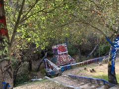 fullsizeoutput_9461 (lnewman333) Tags: pacificpalisades ca usa murphyranchtrail hike hiking santamonicamountains rusticcanyon sullivanridge graffiti abandoned socal southerncalifornia
