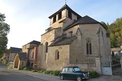 Eglise Saint-Austremoine (Michel Seguret Thanks for 13.6 M views !!!) Tags: france aveyron rouergue michelseguret nikon d800 pro