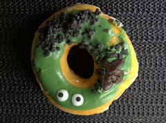 Frankie Frankenstein Doughnut (Tony Worrall) Tags: add tag ©2018tonyworrall images photos photograff things uk england food foodie grub eat eaten taste tasty cook cooked iatethis foodporn foodpictures picturesoffood dish dishes menu plate plated made ingrediants nice flavour foodophile x yummy make tasted meal nutritional freshtaste foodstuff cuisine nourishment nutriments provisions ration refreshment store sustenance fare foodstuffs meals snacks bites chow cookery diet eatable fodder krispykreme sweet donut sugar halloween spooky