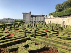 Schloss Villandry, 28.8.18 (ritsch48) Tags: frankreich france villandry schloss