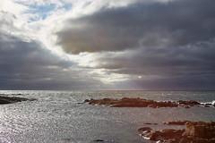 By the sea (Gildas Le Mentec) Tags: sea seaside france lecroisic loireatlantique sky ciel mer automne autumn 50mm sigma eos 6d