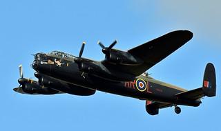BBMF Lancaster..