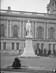 But the last shall be first and the first shall be last: May the Lord in His mercy be kind to Belfast (National Library of Ireland on The Commons) Tags: robertfrench williamlawrence lawrencecollection lawrencephotographicstudio thelawrencephotographcollection glassnegative nationallibraryofireland sirejharland belfast harlandandwolffe ulster cityhall donegallsquare harland edwardjamesharland harlandandwolff shipbuilding shipbuilder thomasbrock