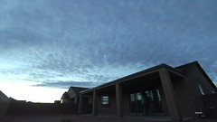 Pretty AC Sunrise_TL (northern_nights) Tags: timelapse cloudscape skyscape dawn clouds altocumulus vail arizona widefield yi4kactioncam