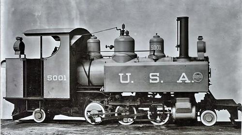 Baldwin 2-6-2 steam locomotive, 60 cm gauge, for US Army 1917 NARA111-SC-20321-ac