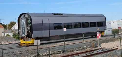 Centre d'essai Alstom de La Rochelle